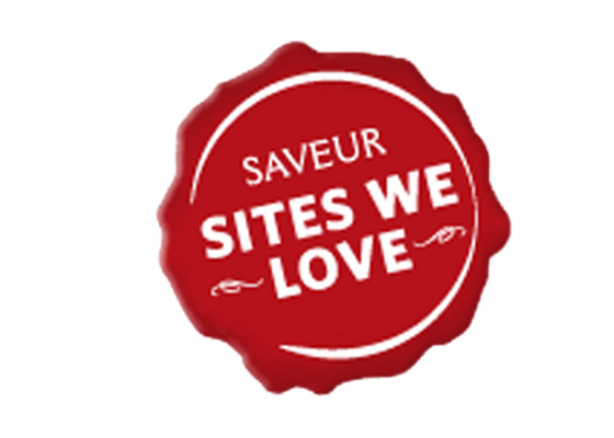 Saveur: sites we love