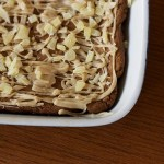 Hermit Bars with Brown Sugar Icing
