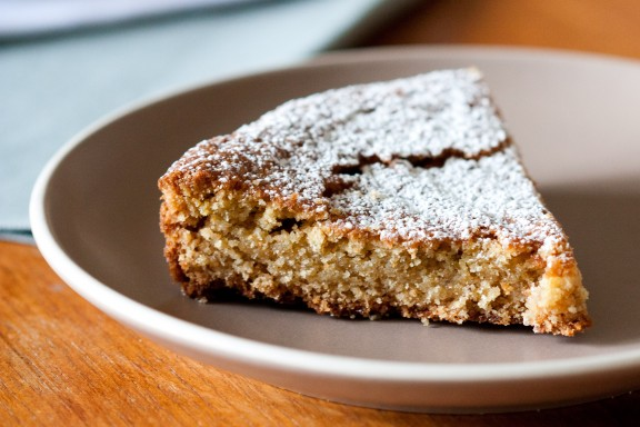 Cardamom Snacking Cake   A Sweet Spoonful