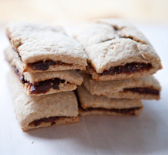 Muscovado Fig Newtons | A Sweet Spoonful