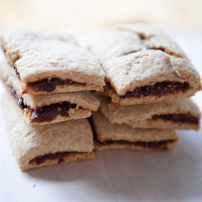 Muscovado Fig Newtons