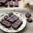 Nibby Chocolate Buckwheat Shortbread | A Sweet Spoonful