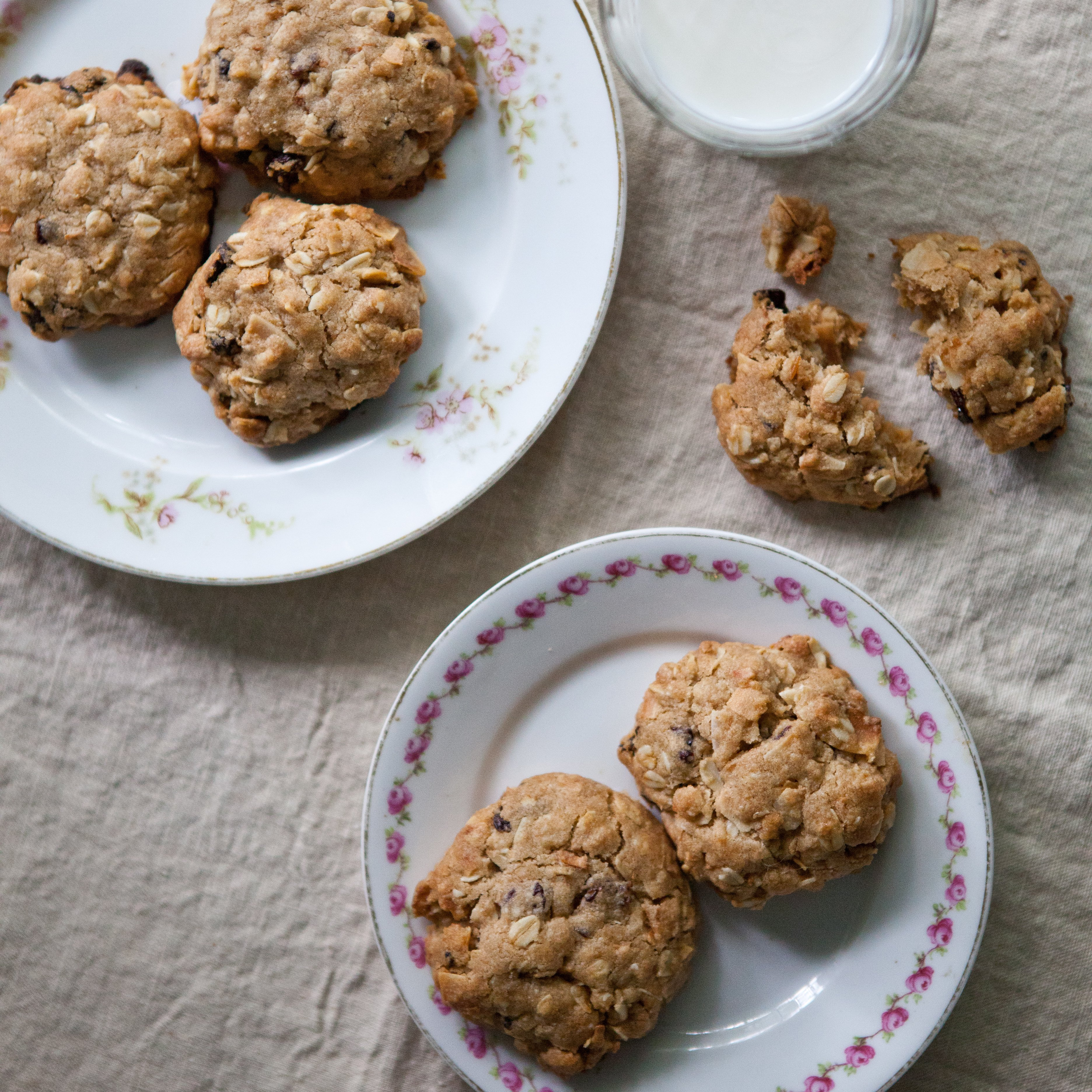 oatmeal cookies with and dried cherry oatmeal almond oatmeal cookies ...