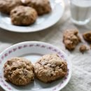 Coconut Oatmeal Cookies | A Sweet Spoonful