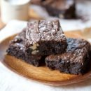 Rye Chocolate Brownies | A Sweet Spoonful