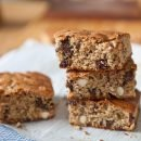 Almond Butter Blondies | A Sweet Spoonful