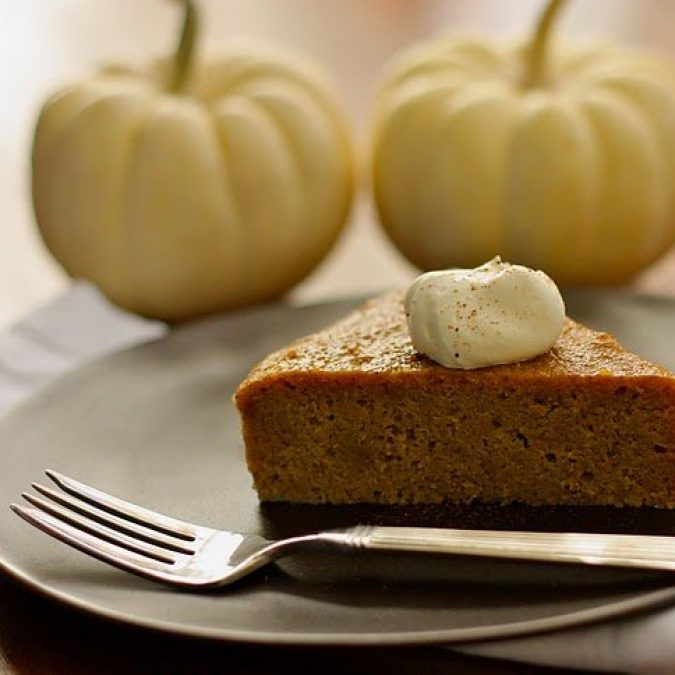 Pumpkin Semolina Cake