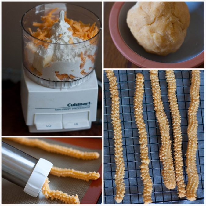 Yazoo Cheese Straws