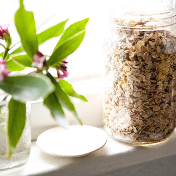 3-Grain Fruit and Nut Muesli