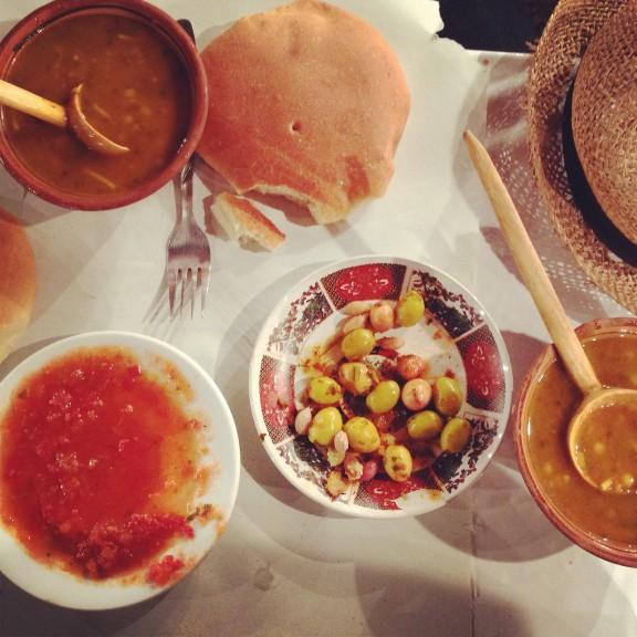 Morocco-LunchHariraSoup