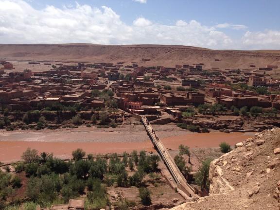 Morocco, Ait Benhaddou