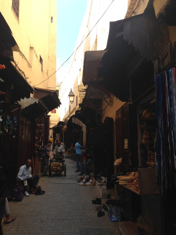 Morocco-FezStreets5