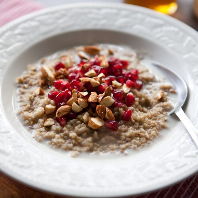 Winter Morning Porridge
