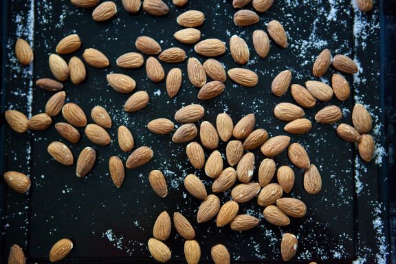 Vegan Chocolate-Almond Sorbet   A Sweet Spoonful