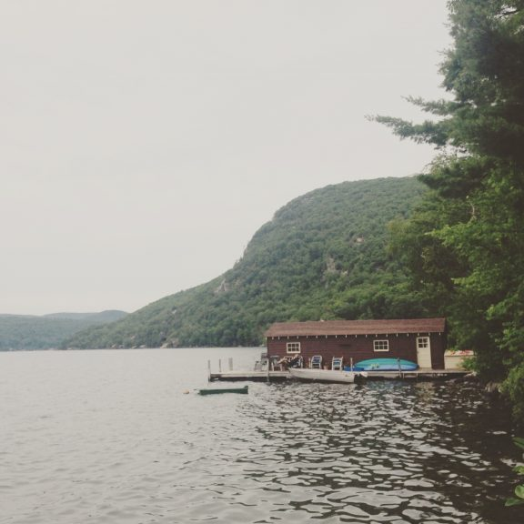 Lake George | A Sweet Spoonful