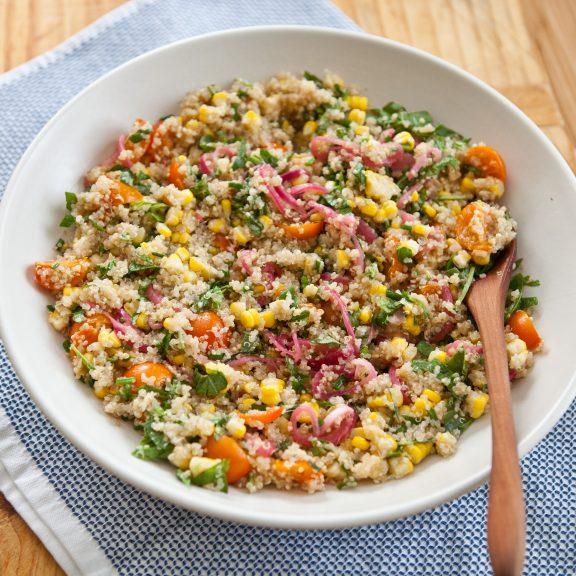 Confetti Quinoa Salad   A Sweet Spoonful