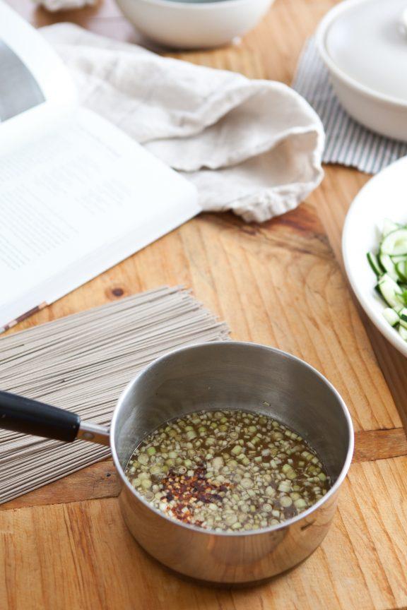 Heidi Swanson's Cucumber Salad | A Sweet Spoonful