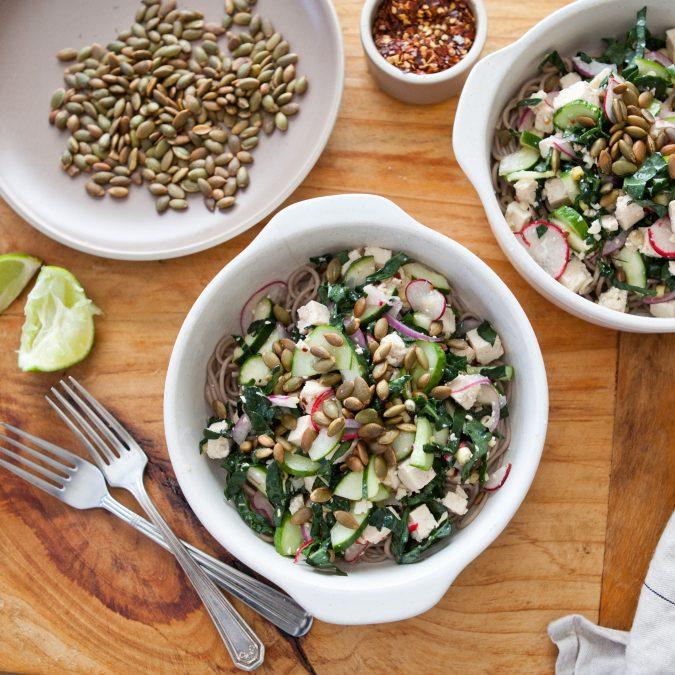 Heidi Swanson's Cucumber Salad