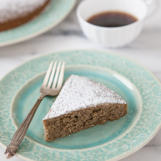 Julia's Afternoon Cake | A Sweet Spoonful