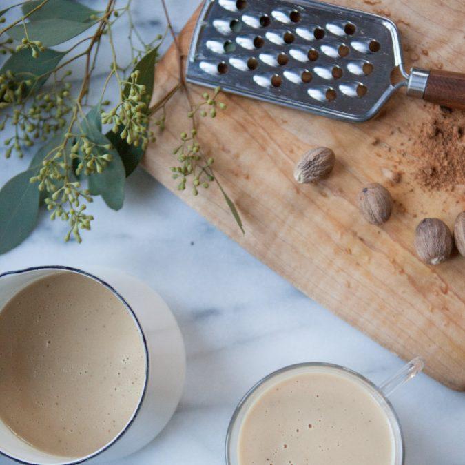 Coconog (Coconut Milk Eggnog)