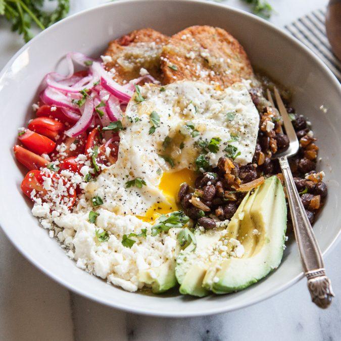 Southwest Breakfast Bowl