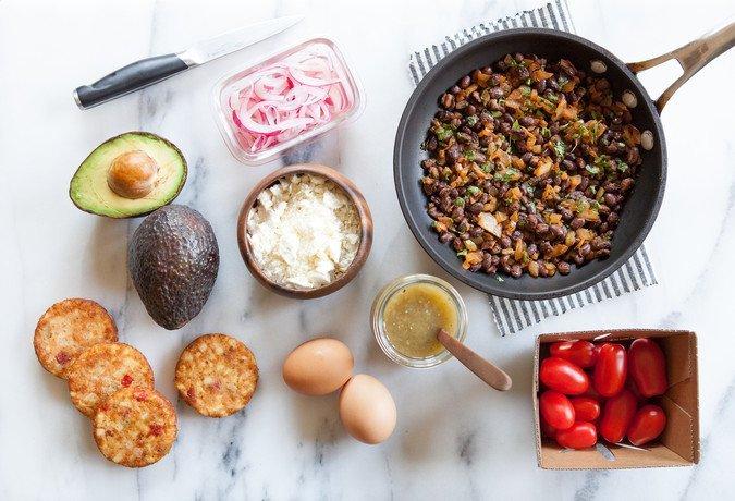 Southwest Breakfast Bowl | A Sweet Spoonful