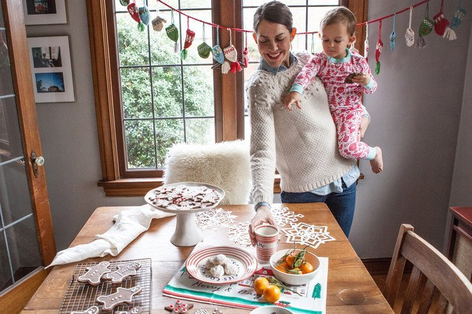 The Very Best Chocolate Gingerbread Men Cookies | A Sweet Spoonful