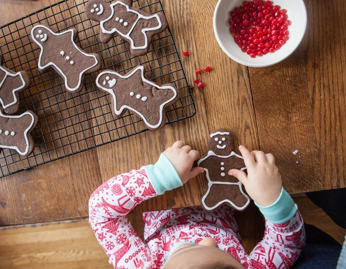 The Very Best Chocolate Gingerbread Men | A Sweet Spoonful